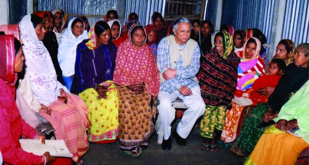 Grameen Bank reunião