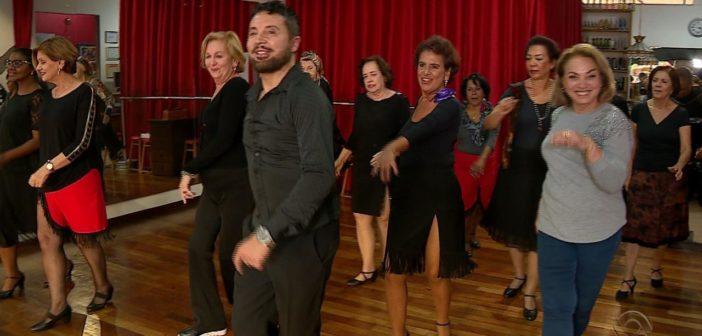 Dançar é melhor para cérebro de idosos que exercícios